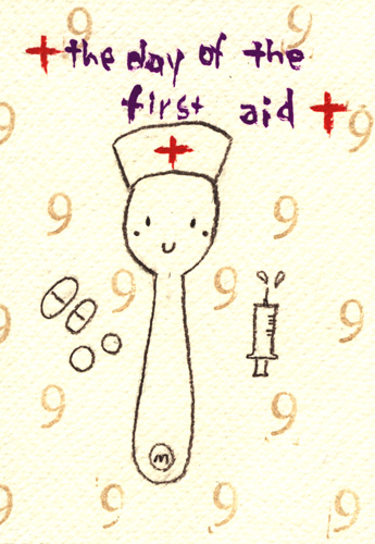 the day of the first aid